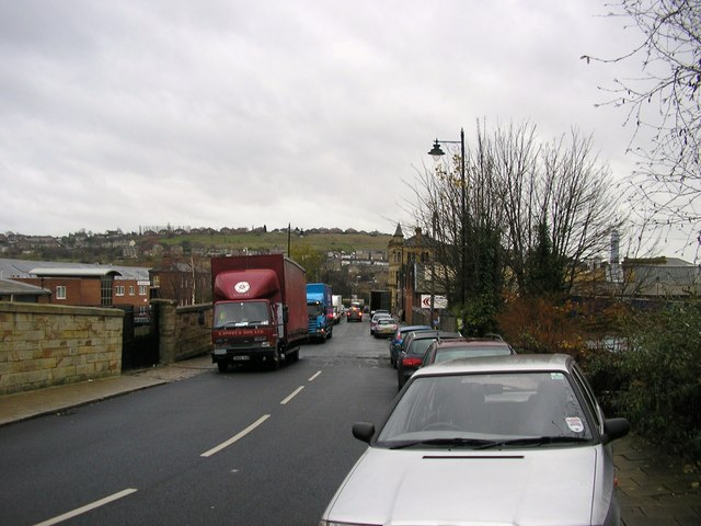 Upper Station Road, Batley