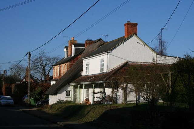 Houses on Brightwell Street