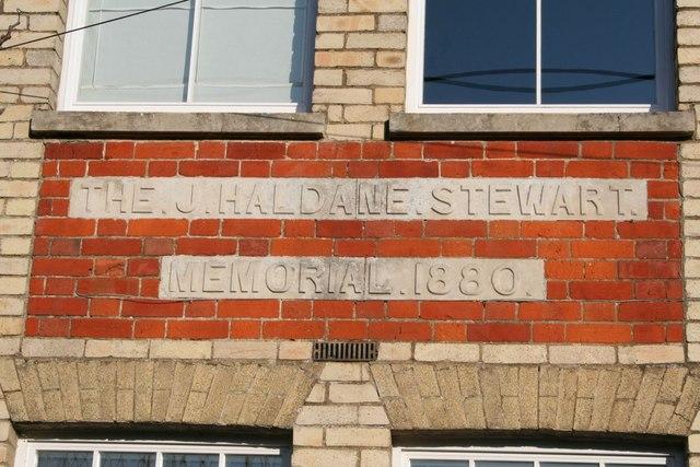 Inscription on the house