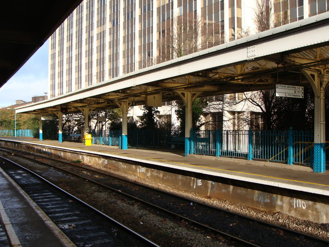 Queen Street Station, Cardiff