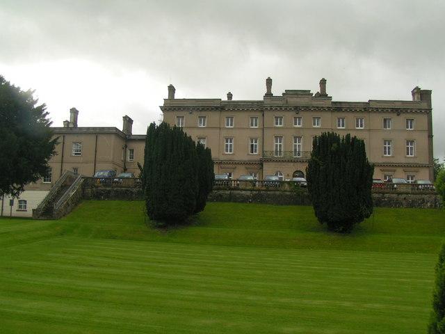 Llanarth Court