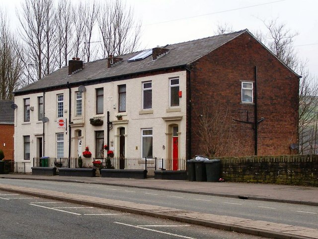 Terraced Houses, Edenfield Road