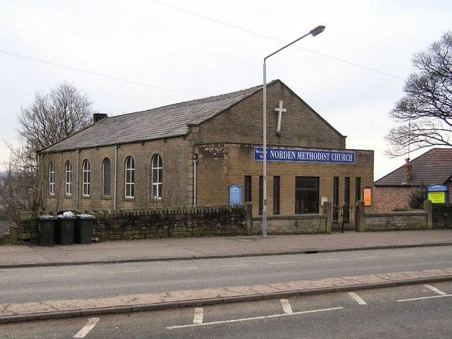 Norden Methodist Church
