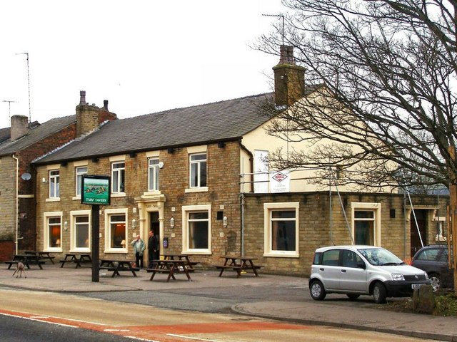 Turf Tavern, Edenfield Road