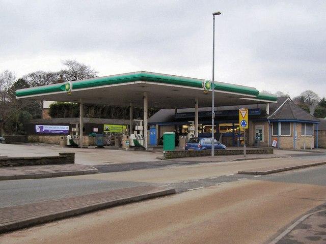 Filling Station, Edenfield Road