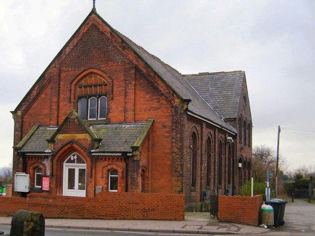 Cutgate Baptist Church