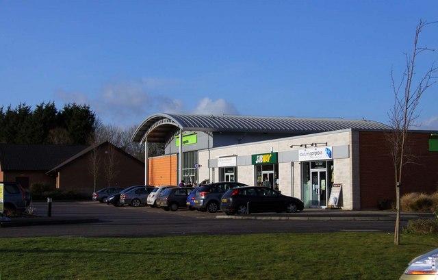 Shops in Watchfield