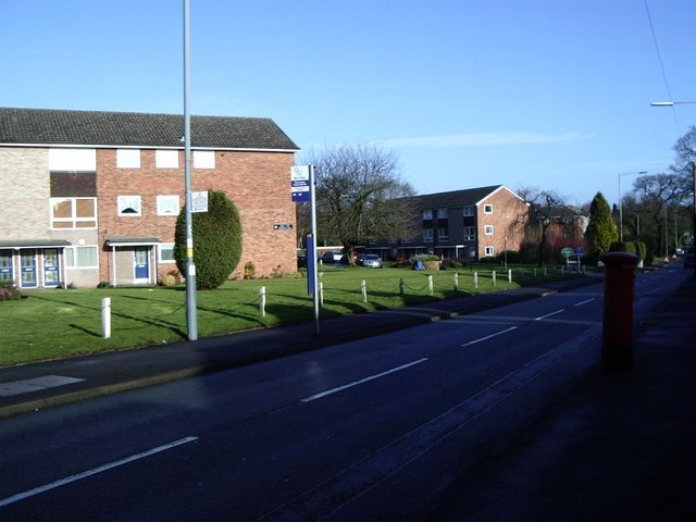 Flats, off Penns Lane
