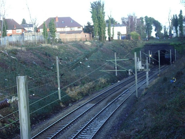 Handsworth Wood Station (site of)