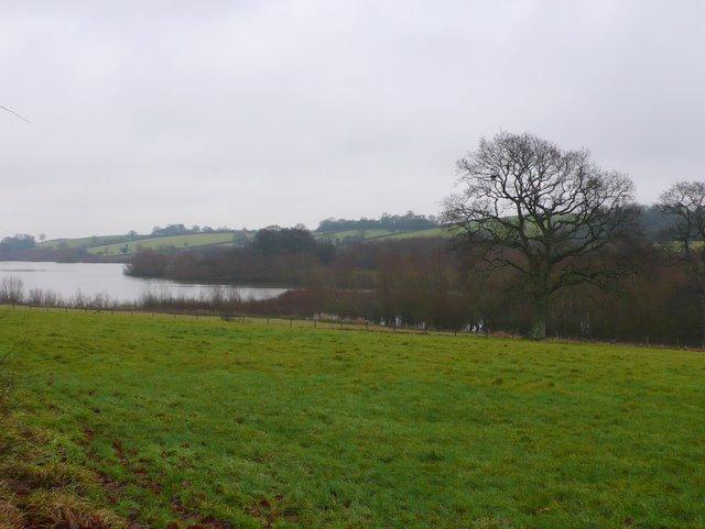 Countryside near Binghams Bower Farm