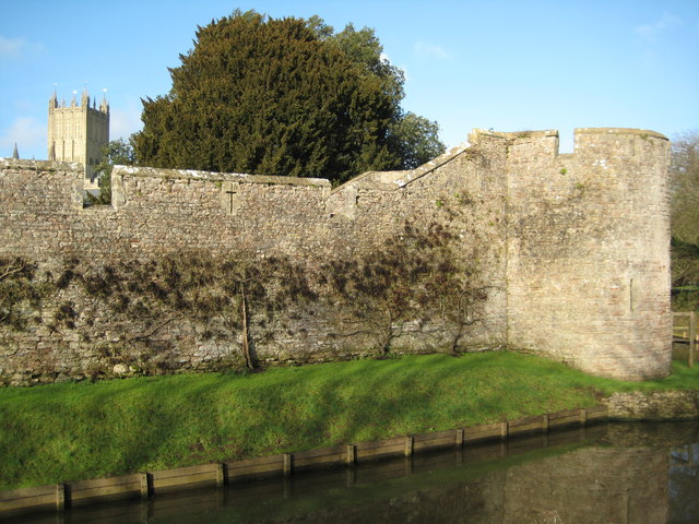 Bishop's Palace and Cathedral, Wells