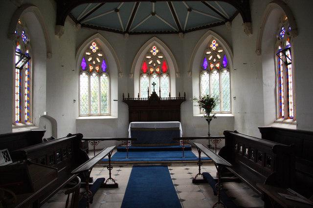 St.Peter's chancel