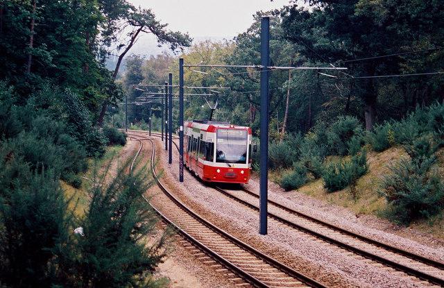 Croydon:  Addington Hills
