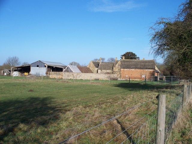 Manor Farm, Willington