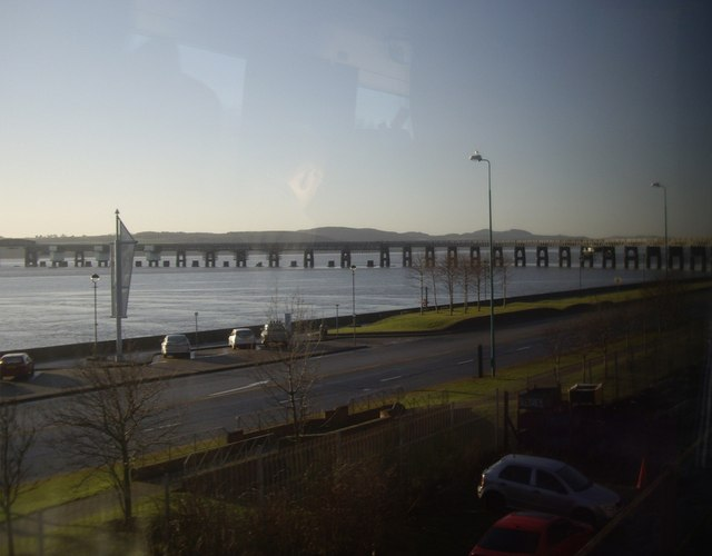 Riverside Drive, Dundee