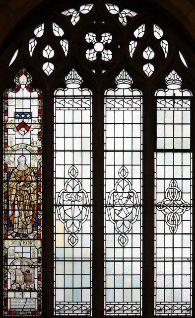 St Mary & All Saints, Potters Bar - Window