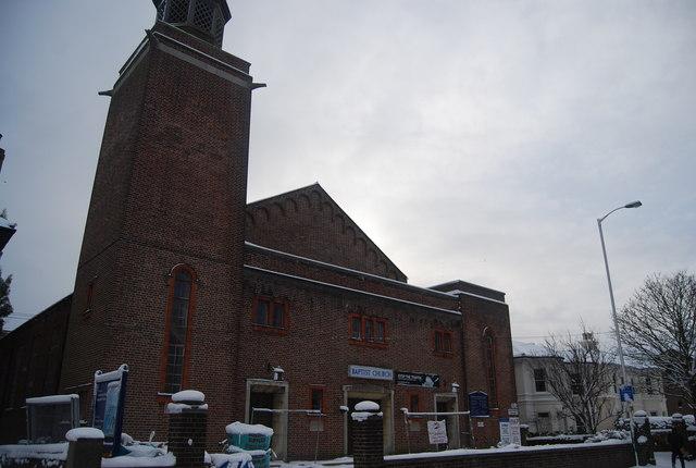 Baptist Church, Upper Grosvenor Rd