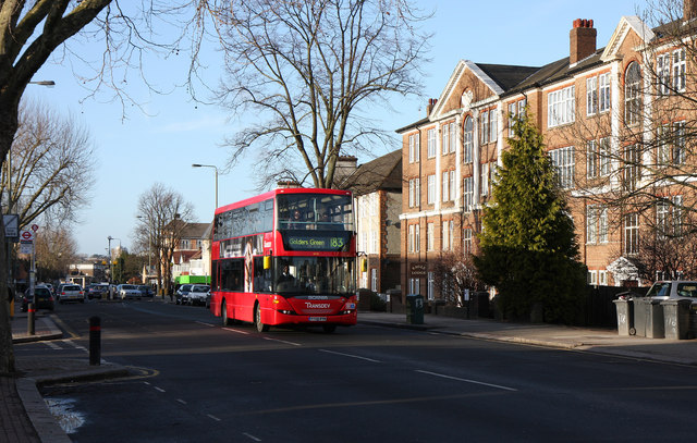 Golders Green Road