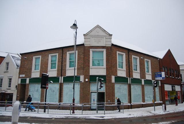 Bayham House, Goods Station Rd