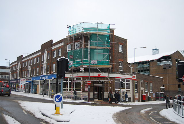 Renovating the Post Office, Goods Station Rd