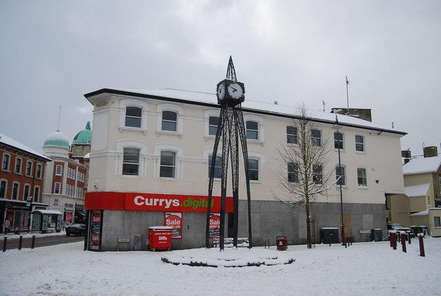 The Millennium Clock, Fiveways