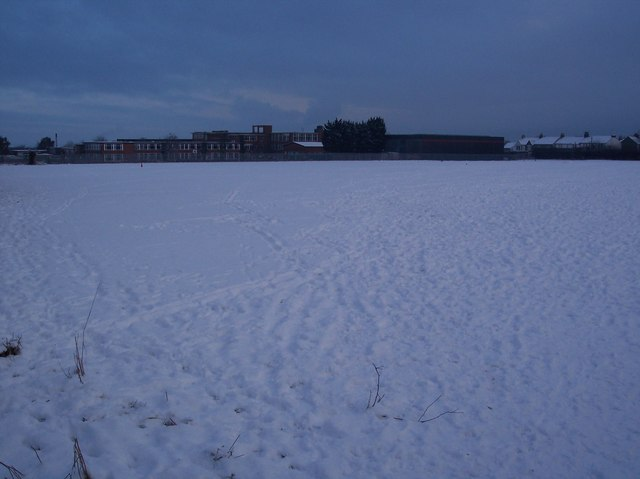 Playing Fields of New Brompton College