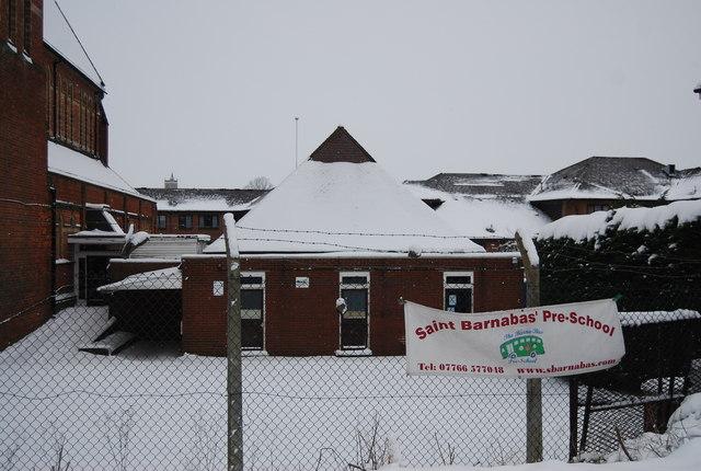 St Barnabas' Pre Nursery, Quarry Rd