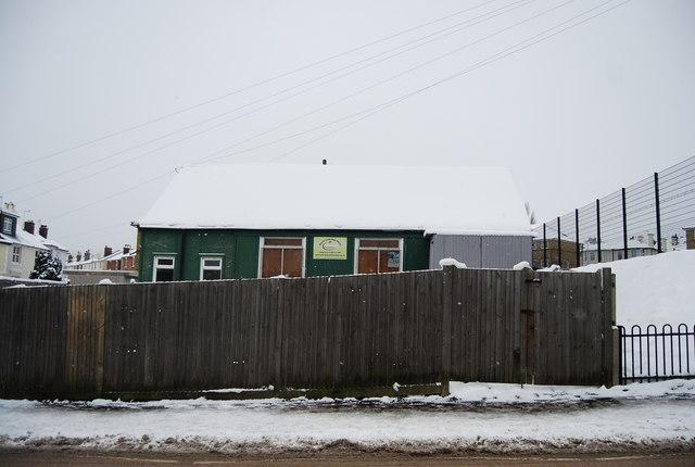 Scout Hut, Quarry Rd