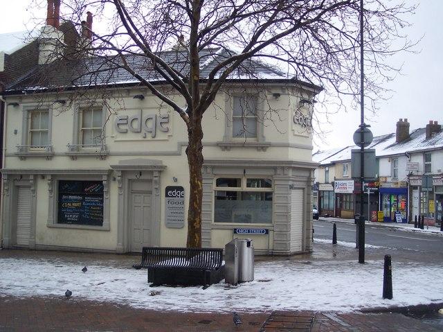 The Edge Bar, Gillingham