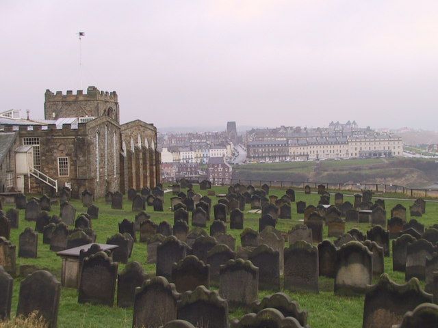 Gravestones, St Mary's Church
