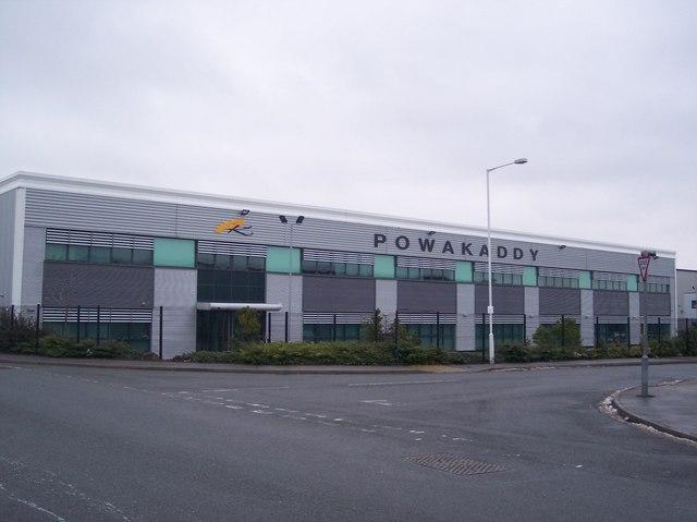 Powakaddy Warehouse