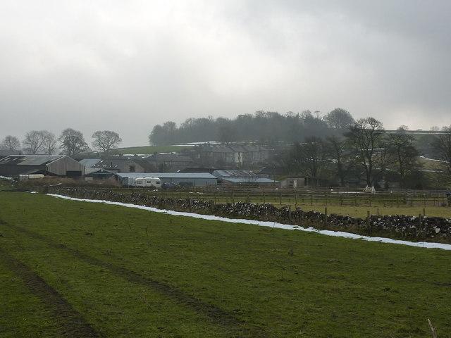 Cowdale, a village near Buxton