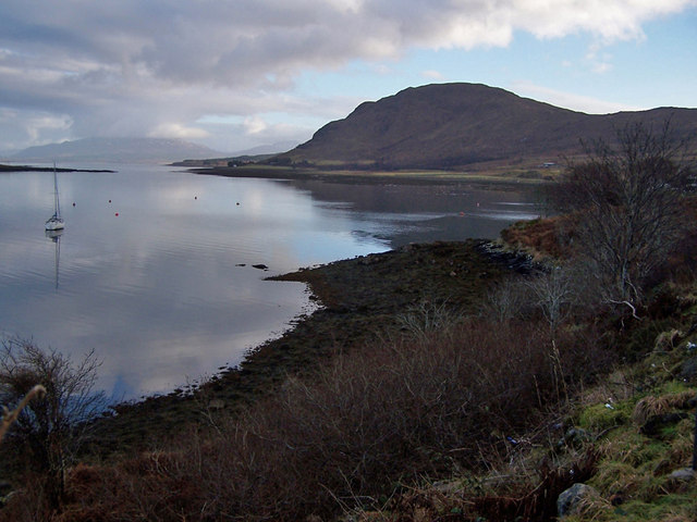 Shore of Loch na Cairidh