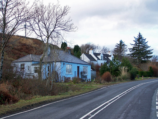 Cottages in Dunan