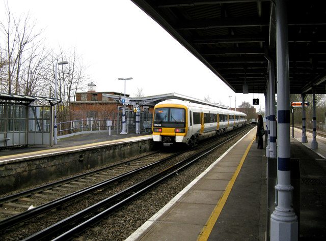 Elmers End station