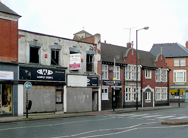 Worcester Street, Wolverhampton
