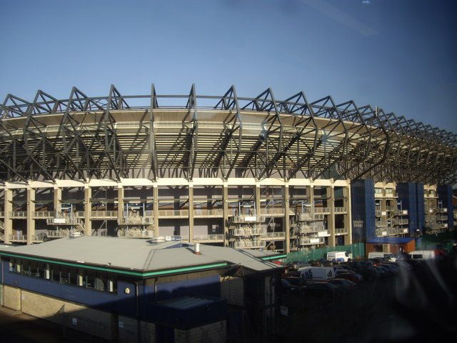 South Stand, Murrayfield