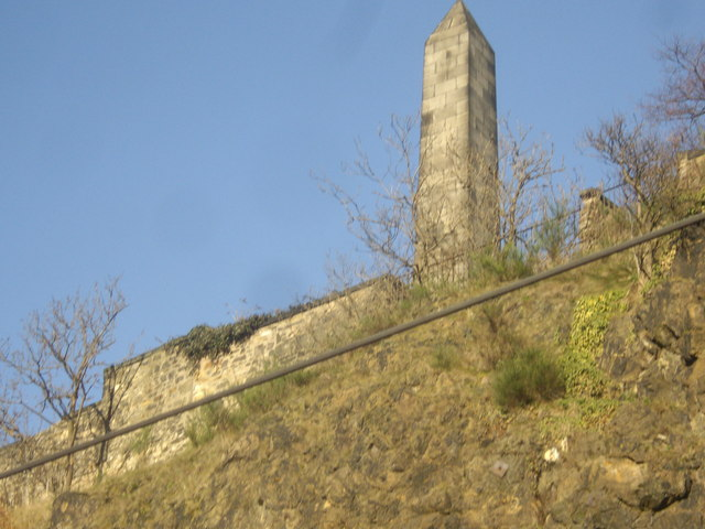 Hamilton's Obelisk, Calton Hill