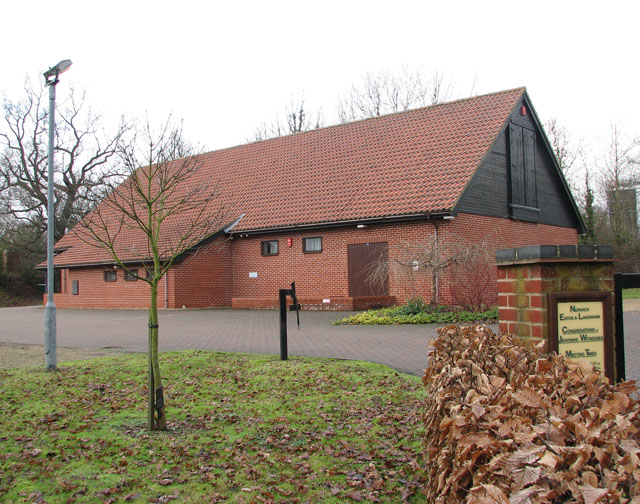 Kingdom Hall in Oldhall Road