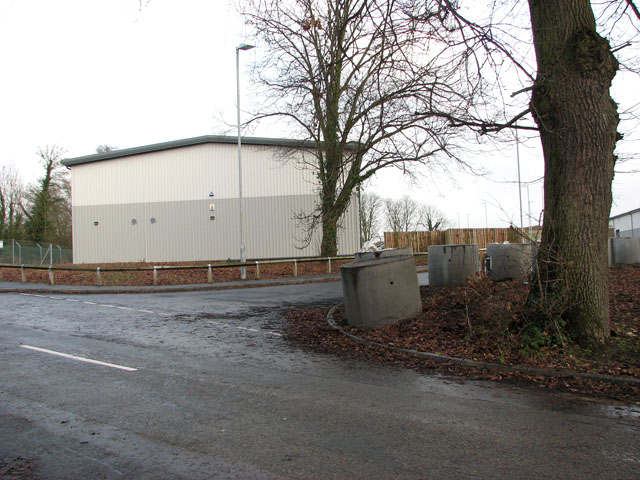 Industrial units in Yarefield Park