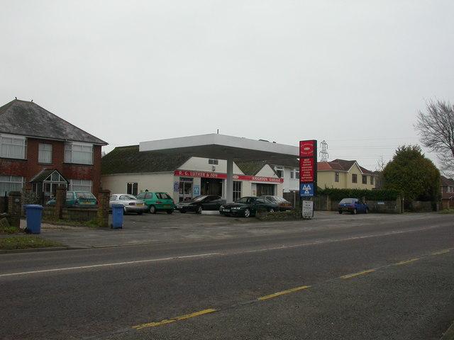Knighton Garage