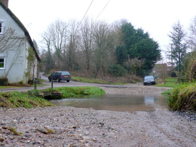Ford at Lower Wraxall