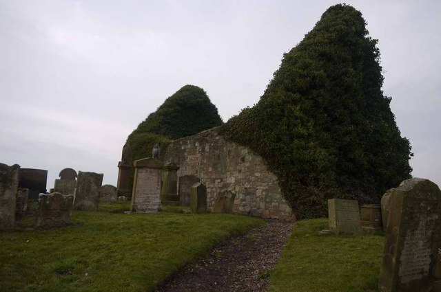 Ruins of St Nichols' Church