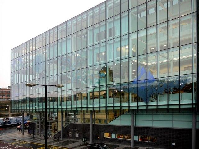 Central Library, John Dobson Street