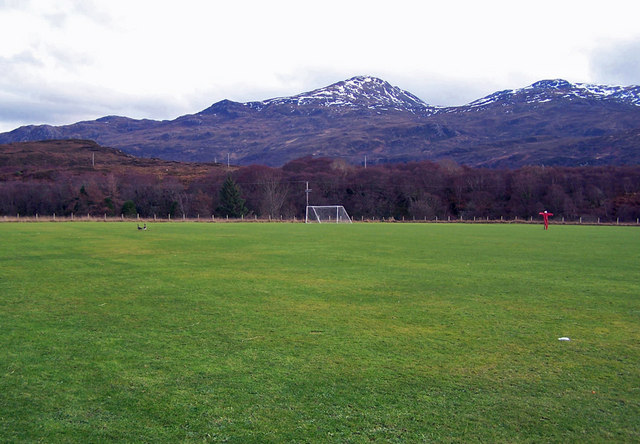 Kylakin school playing field