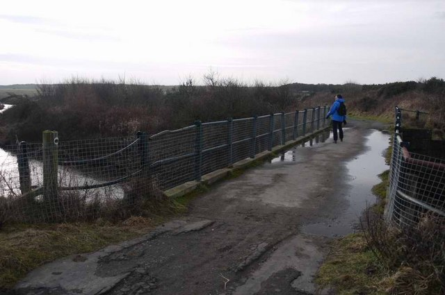 Bridge over the Pow Burn