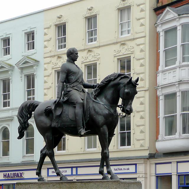 Statue of Prince Albert, Queen Square, Wolverhampton
