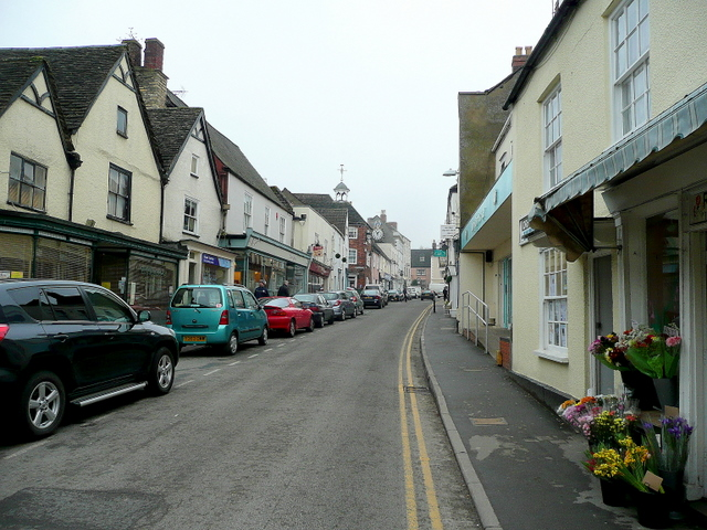 Long Street, Wotton-under-Edge