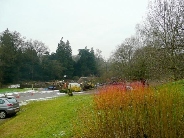 Plant Centre at Westonbirt Arboretum 1