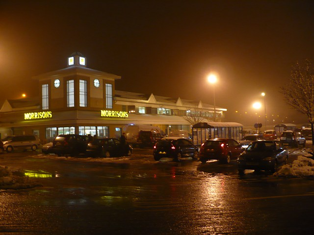 Morrisons Supermarket, Azalea Road, Rogerstone